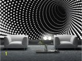 Black and White Wall Murals Uk 15 Outstanding Wall Art Ideas Inspired by Optical Illusions
