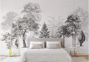 Black and White Wall Murals Uk Sumotoa 3d Mural Wall Stickers Decoration Custom Minimalist Black