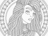 Black Art Black Girl Coloring Pages African American Coloring Pages at Getcolorings