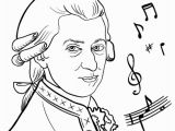 Black History Coloring Pages Pdf Printable Mozart Coloring Page Free Pdf at