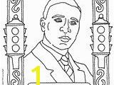 Black History Month Preschool Coloring Pages 7 Best African American Pics Images On Pinterest