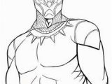 Black Panther Superhero Coloring Pages How to Draw Black Panther Mask Drawingtutorials101
