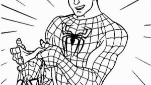 Black Suit Spiderman Coloring Pages Black Spider Man Coloring Pages