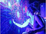 Blacklight Wall Murals 27 Best Blacklight Bedroom Images