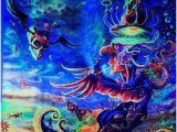 Blacklight Wall Murals 53 Best Fluorescent Backdrops & Decor Images