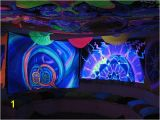 Blacklight Wall Murals We are Going to Hang Black Sheets On the Walls and Encourage Our