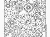 Blank Flower Coloring Pages Beautiful Kids Coloring Pages for Girls Flower