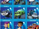 Blaze and the Monster Machines Wall Mural 28 Best Blaze Images