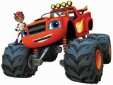 Blaze and the Monster Machines Wall Mural Blaze and the Monster Machines