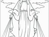 Blessed Mother Coloring Page Mother Mary Coloring Page at Getcolorings