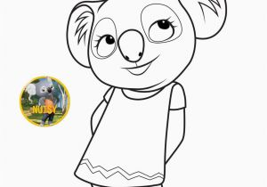 Blinky Bill Coloring Pages Blinky Bill Coloring Pages