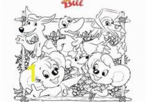Blinky Bill Coloring Pages to Make A Blinky Bill themed Colouring In Book Ni±os