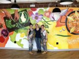 Bloody Bay Wall Mural Project Missioned Art Client Projects Murals and Design by