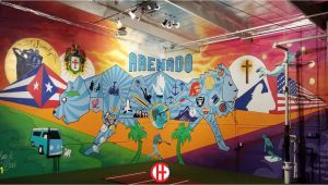 Bloody Bay Wall Mural Project Vivache Designs Mural Painter Muralist