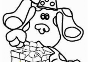 Blues Clues Christmas Coloring Pages 62 Best Blues Clues Bday Images