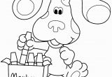 Blues Clues Christmas Coloring Pages Fresh Nick Jr Christmas Coloring Pages