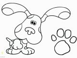Blues Clues Coloring Pages Birthday Blues Clues Coloring Pages Blue Clues Coloring Pages Blues Clues