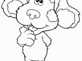 Blues Clues Coloring Pages Birthday Blues Clues Coloring Pages Blues Clues Coloring Pages Magenta
