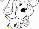 Blues Clues Coloring Pages Free 102 Best Blues Clues Puppy Party Images