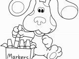 Blues Clues Coloring Pages Mountain Coloring Pages Print Fresh Free Printable Blues Clues