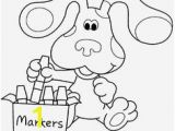 Blues Clues Coloring Pages Pdf 19 Best Coloring Pages Blue S Clues Images On Pinterest