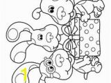 Blues Clues Coloring Pages Pdf 31 Best Blues Clues Birthday Images On Pinterest