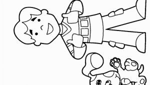 Blues Clues Joe Coloring Pages Blues Clues Coloring Pages Download
