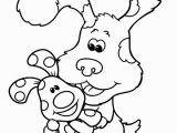 Blues Clues Magenta Coloring Pages Blues Clues Holding Magenta Coloring Page Blues Clues Holding