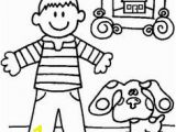 Blues Clues Notebook Coloring Page 31 Best Blues Clues Birthday Images On Pinterest