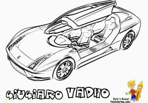 Bmw Sports Car Coloring Pages Cool Car Coloring Pages Lovely New Picture Car to Color with Unique