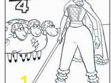 Bo Peep Coloring Page 371 Best toy Story Images