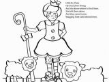 Bo Peep Coloring Page A New Coat for Anna Coloring Pages