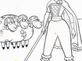 Bo Peep Coloring Page Coloring Pages toy Story 4 Characters Berbagi Ilmu Belajar