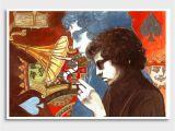 Bob Dylan Wall Mural Bob Dylan Giant Poster
