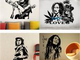 Bob Marley Wall Mural Us $12 74 Off 29 Designs Bob Marley Reggae Rasta Lion Zion Poster E Love Vinyl Decal Sticker Wall Art Home Room Decorative Mural In Wall