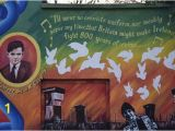 Bobby Sands Wall Mural Detail Of Bobby Sands Mural Picture Of Paddy Campbell S