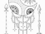 Bohemian Hippie Coloring Pages for Adults Bohemian Sun Stock Illustrations – 8 588 Bohemian Sun Stock