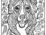Border Collie Coloring Page Of Free Coloring Pages Detailed Dogs Shopartstudio