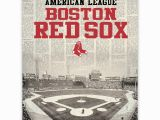 Boston Red sox Wall Murals Mlb Boston Red sox Newspaper Stadium Printed Canvas Art 22
