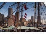 Boston Skyline Wall Mural Amazon Canvas On Demand Wall Peel Wall Art Print