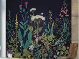 Botanical Fleur Wall Mural Botanical Fleur 6 Piece Wall Mural Set – Artofit