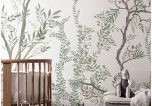 Botanical Tale Floral Wall Mural 39 Best Kids Room Wallpaper Images