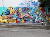 Bowery Mural Wall New York New Mural by David Choe On the Iconic Houston Bowery