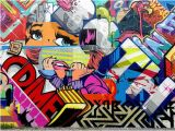 Bowery Mural Wall New York Pose Revok & Rime On Bowery and Houston In 2019