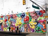 Bowery Mural Wall New York the forgotten Art Nyc