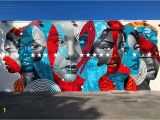 Bowery Mural Wall New York Tristan Eaton Street Art