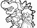 Bowser Mario Coloring Pages Zombie Bowser Colouring Pages Page 2