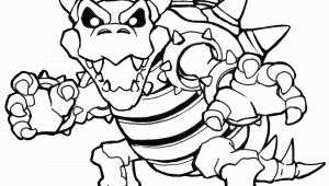 Bowser Mario Kart Coloring Pages Bowser Coloring Bowser Coloring Pages Dry Bowser Mario Coloring