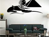 Boxing Wall Murals Sphinx Wall Art Mural Poster Ancient Egypt Treasure Wall Decal