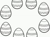 Boy Easter Coloring Pages Easter Egg Coloring Pages Free Printable for Girls & Boys